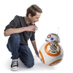 $99Star Wars - Hero Droid BB-8 - Fully Interactive Droid
