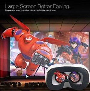 白菜价 $4.99(原价$30)Vox 3D VR 虚拟现实眼镜