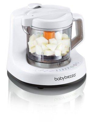 $54.97(原价$109.99)史低价:Baby Brezza 宝宝辅食料理机