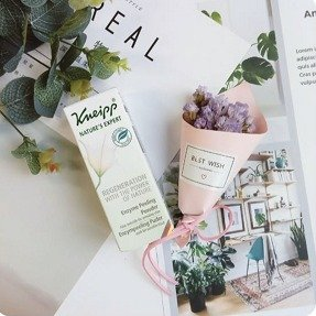 Buy 1 Get 1 Free Dealmoon Exclusive! Enzyme Peeling Powder @ Kneipp