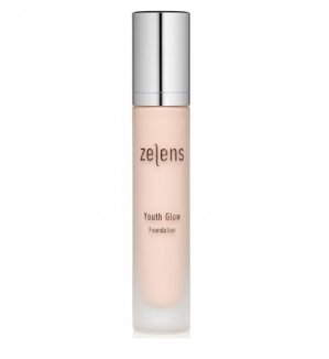 $98ZELENS Youth Glow Foundation @ Cos Bar