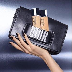 $52+送四件套好礼上新:Dior Forever Undercover 新款粉底液热卖