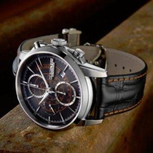 $779Hamilton Men's American Classic Railroad Auto Chrono Watch  Model: H40656731