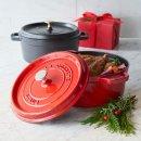 $99 Staub 1102406 Round Cocotte Oven, 4 quart @ Sur La Table