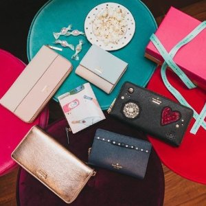 Up to 75% OffWallets & Wristlets @ kate spade
