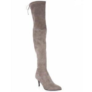 $399(Value $798)Stuart Weitzman Thigh High Suede Boots @ Stuart Weitzman