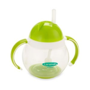 $2.89mOmma Straw Cup with Dual Handles, 9m+ Green @ Walgreens