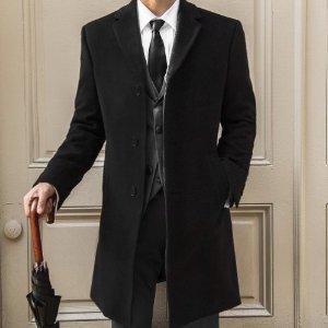 额外5折 CK大衣$49.99CK, Ralph Lauren,Tommy Hilfiger 男士西服、大衣 折上折超低价热卖