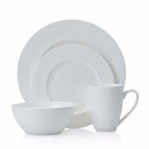 $51.98 + Free ShippingMikasa® Ortley Bone China 16-Pc. Dinnerware Set