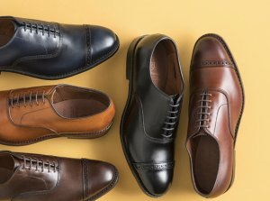 Up to $150 offMan's Shoe sale @ Allen Edmonds