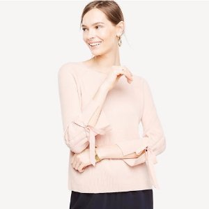 Extra 70% Off Sales + 40% Off Full-priced Items@ Ann Taylor