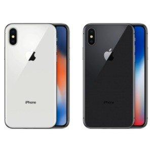 $1598 + 可退税 比官网便宜$230Apple iPhone X 256GB 限时促销(黑白两色可选)