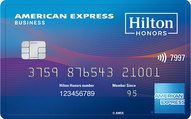 Earn up to 100,000 Hilton Honors Bonus Points. Terms ApplyThe Hilton Honors American Express Business Card