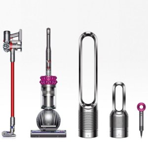 V6 Absolute $239.99+$35.99返现Dyson Vaccuum and Fan Holiday Season Sale