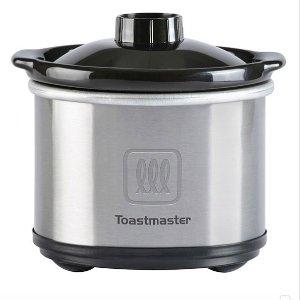 $3Toastmaster .65 Quart Slow Cooker