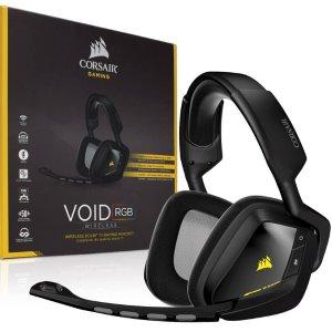 $47.99Refurbished Corsair VOID Wireless Dolby 7.1 RGB Gaming Headset