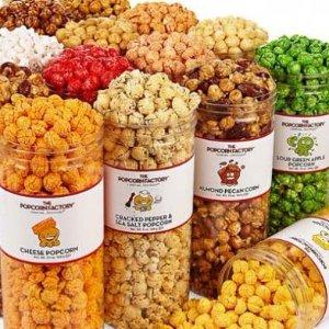 20% offSnacks Sale @ The Popcorn Factory