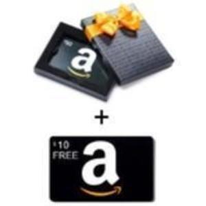 满CDN$50送CDN$1010月份新折扣码!Amazon 购买礼卡享优惠