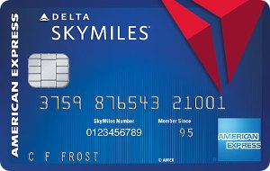 Earn 10,000 bonus miles. Term Apply.Blue Delta SkyMiles® Credit Card from American Express