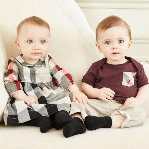 2.5折起Bloomingdales 总统节母婴儿童用品大促销