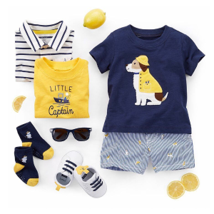 Starting at $2.99Baby's Dog Clothing @ Carter's