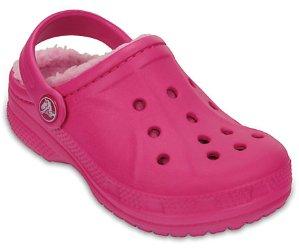 $8Kids' Crocs Winter Clog