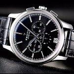 Zenith Men's Captain Chronograph Watch  Model: 03-2110-400-22-C493