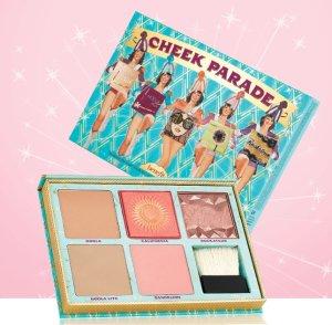 $58cheek parade bronzer & blush palette @ Benefit Cosmetics