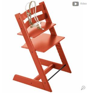 $199Stokke Tripp Trapp High Chair