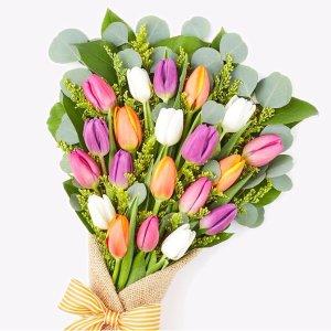 8折BloomThat母亲节新用户特惠 鲜花好礼送妈妈