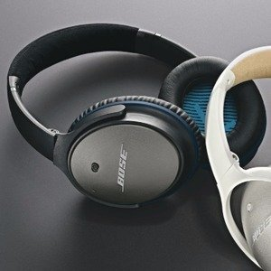 $139Bose QuietComfort 25 Acoustic Noise Cancelling Headphones