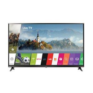 $1399.99 (原价$2499.99)LG 75UJ657A 75寸 4K 120Hz 超高清 智能电视