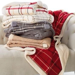 Starting at $14.99Blankets @ Macy's