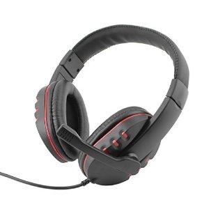 $7.99白菜价:LESHP Leather USB PS3/PS4/PC 游戏耳机