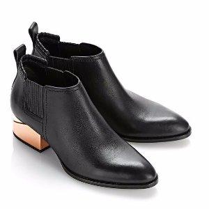 $495起+包邮 收早秋新款Alexander Wang官网精选Kori断跟靴