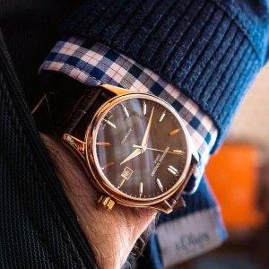 $475FREDERIQUE CONSTANT Classics Index Automatic Men's Watch 303C5B4 No. FC-303C5B4
