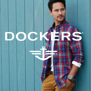 Up to 45% Off + Extra 50% OffDockers Men's Casual Clothing & Pants Sale