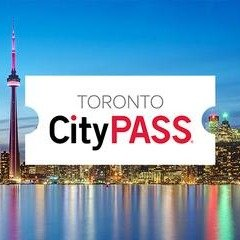 Multiple Cities with Saving Up to 54%Price Increasing Purchase Now to save $14.69 for Toronto CITY PASS