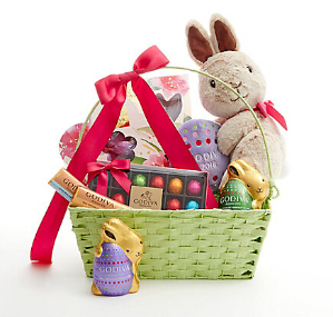 Free Easter BasketGWP on orders of $65+ @ Godiva