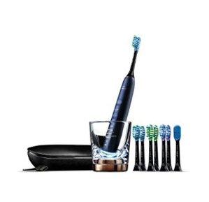 史低价 $249.99飞利浦 Sonicare 9700系 顶配智能蓝牙牙刷 带8个刷头