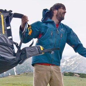 低至三五折Mountain Hardwear 精选男士户外运动服饰