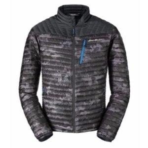 $54Eddie Bauer Microtherm Stormdown Men's Jacket