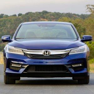 Sophistication Comes Standard2017 Honda Accord