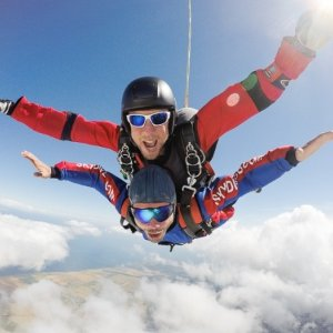 Up To 30% OFF From $95.2Tandem Skydive 8000 Feet from Skydive Hollister