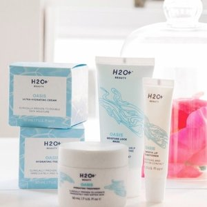 Extra 20% offSelected H2O + Beauty products
