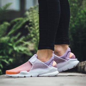 4折 收 Roshe, Sock Dart, Air Max 90FinishLine 渐变色 Nike Sunset Glow 系类女鞋促销
