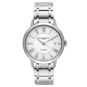 $999 BAUME AND MERCIER Women's Classima Executives Watch MOA10220