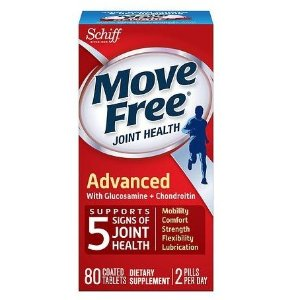 Buy 1 Get 1 Free + $10 Off $50 Select Schiff Move Free products @ Walgreens