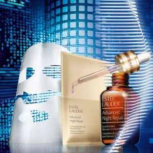 $124Estée Lauder Advanced Night Repair Concentrated Recovery PowerFoil Mask @ COSME-DE.COM