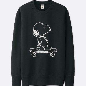 Start from $14.99KAWS x 'Peanuts' x Uniqlo Men's Sweatshrit T-Shirt Sale